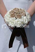 Silk Blooms Ltd Künstlicher Brautstrauß mit