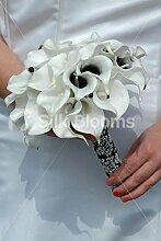 Silk Blooms Ltd Wunderschöner Brautstrauß mit
