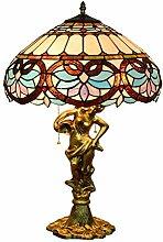 Silk Road Retro Tischlampe EuropäIschen Kreative