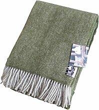 Silkeborg Wolldecke aus 100% skandinavischer