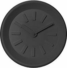 Silly sy101613bk Wanduhr Kunststoff schwarz