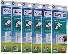 Silva 36x Fliegenfalle mit Leimauffangleiste,