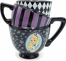 Silver Buffalo Disney Alice im Wunderland