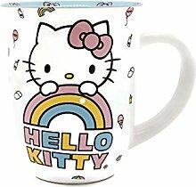 Silver Buffalo KTY3113K Hello Kitty Tasse mit