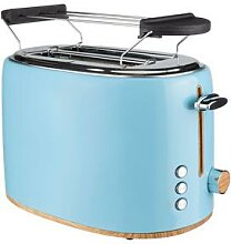 SILVERCREST® Edelstahl Toaster (blau)