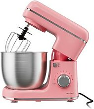 SILVERCREST® Küchenmaschine rosa SKM 600 B2