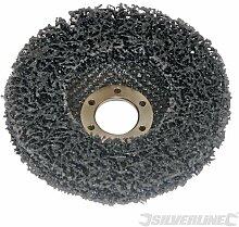 Silverline 585478 Polycarbide Abrasive Disc, 115