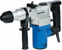Silverline 633821 Heimwerker-SDS-Plus-Bohrhammer, 850 W