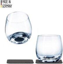 SILWY Gläser-Set SILWY Kristallgläser 2er-Set 2