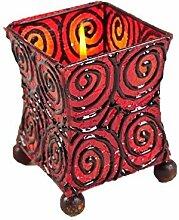 Simandra Windlicht Teelicht Teelichthalter
