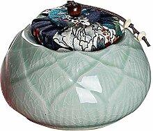 Simanli Keramik-Teedose Teedose für Kaffee und