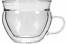 Simax 155765 Exclusive Teetasse aus Glas,