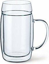 Simax 155772 Birra Exclusive Glas doppelwandig mit