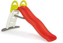 Simba Kinderrutsche Smoby , Grün, Rot, Weiß ,