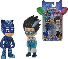 Simba PJ Masks Figuren Set 2er Pack Catboy und