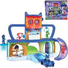 Simba PJ Masks Hauptquartier Abenteuer Spielplatz
