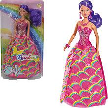Simba Steffi Love Rainbow (Pink-Lila) [Kinderspielzeug]