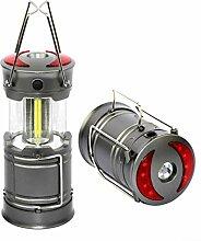 SIMGULAM LED Camping Laterne mit Taschenlampe-Die