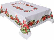 Simhomsen Bedruckte Tischdecke aus Stoff für
