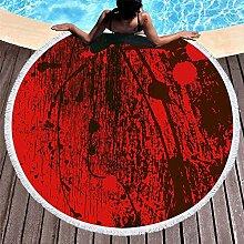 Simmia Home Strandtuch Strandlaken,leicht und