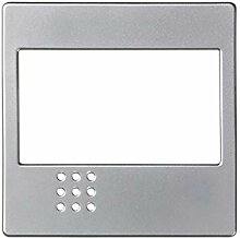 SIMON 82080–33–Deckel Uhr Digital