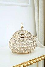 SIMONE GUARRACINO LUXURY DESIGN Gold Schüssel