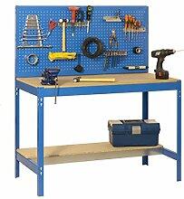 Simonrack - Set Bt-2 1200 Blau/Holz