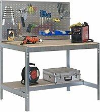 Simonrack - Set Bt-2 1200 Verzinkt/Holz