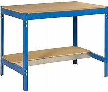 Simonrack - Set Bt-3 900 Blau/Holz