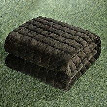 simonshop Verdickte Tatami Matratze Pad atmungsaktiv Flanell Schlafplatz Pad waschbar Displayschutzfolie Cover, armee-grün, 150x200cm
