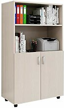 Simple File Cabinet aus Holz Aktenschrank Büro