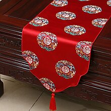 Simple,Ländlichen,Tischläufer/Tischdecke/Tee Tischdecke/Stoff-tischdecke-K 33x230cm(13x91inch)