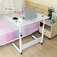 Simple Laptop Table Bed Tischplatte Tisch