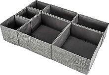SimpleHome Pure | stabiler Schubladen Organizer