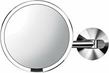simplehuman Sensorspiegel 20 cm Kosmetikspiegel