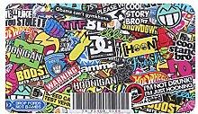 SimpleLife Aufkleber Pack - Vinyl dekorative