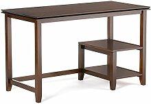 Simpli Home AXCHOL018 Artisan Desk, Holz, medium