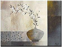 Simplicity II , Leinwandbild, Verbeek& van den
