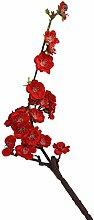 Simulation Pflaume Blüte Blume Home Wohnzimmer Blume Künstliche Pflanze Blume Baum Grün Baum Wohnzimmer Tisch Plastik Blume Dekoration Lucky Feng Shui Dekoration Künstliche Blume Simulation Bl , as picture