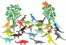 Simulationsmodell, Dinosaurier-Adventskalender