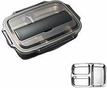 SINBROL Brotdose Lunchbox Set Vesperbox Tragbare