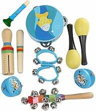 SinceY Musikinstrumente Kinder Set |