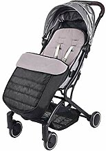 SinceY Winter-Fußsack für Kinderwagen,Buggy
