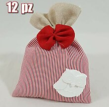 Sindy Bomboniere 12 Stück Geschenktüte Eule