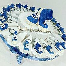 Sindy Bomboniere Torte Gastgeschenk Schuhe