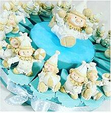 Sindy Bomboniere Torte Gastgeschenk Taufe Junge