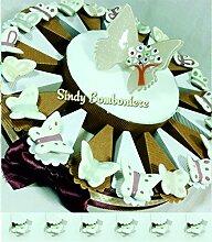 Sindy Gastgeschenk Bonboniere Schmetterling aus