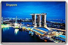 Singapore/fridge/magnet.!!!! - Kühlschrankmagne