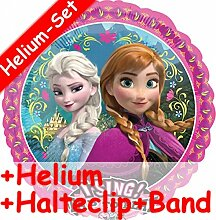 Singender Folienballon Set * FROZEN - DIE