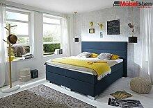 Single Boxspringbett Lifestyle, Made in Germany,